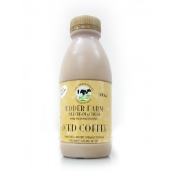 Udder Farm Flavoured Milk Iced coffee 600ml