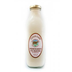 Udder Farm Premium Jersey full cream milk 1 Lt