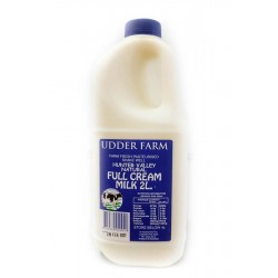 Udder Farm 2 litre Full Cream Milk