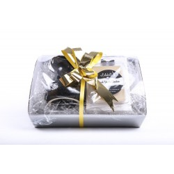 Double scent soya wax melts & burner gift pack