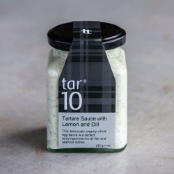 Tartare sauce with lemon & dill