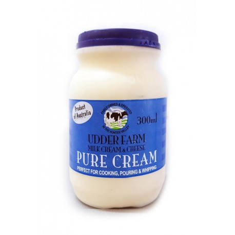 Pure cream 300ml