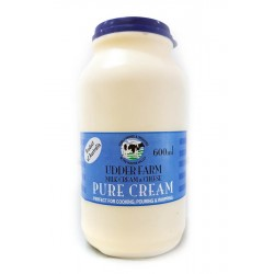 Pure cream 600ml