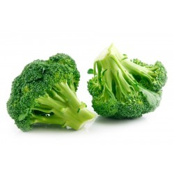 Brocolli 300g for $2  ($5.99/kg)