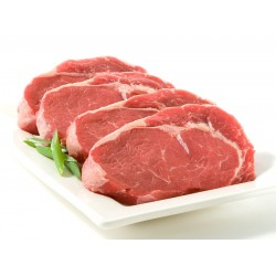 Beef - Scotch fillet - 2 pieces (400g)