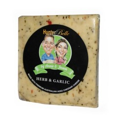 Herb and garlic cheddar