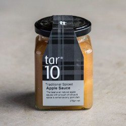 Traditional Spiced Apple Sauce