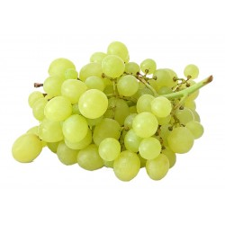 Grapes, seedless white 500g