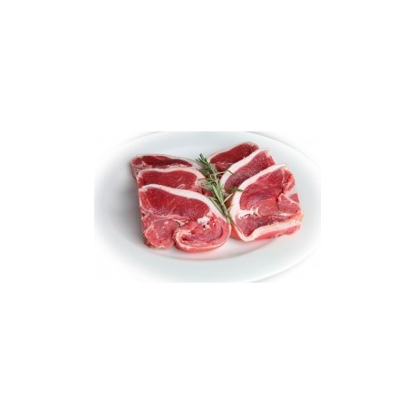 Lamb Loin Chops 4/5 pieces (500grams)