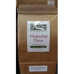 Flour - Wholewheat 1kg Fosterton Farm Bakery