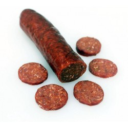 Pepperoni, woodsmoked