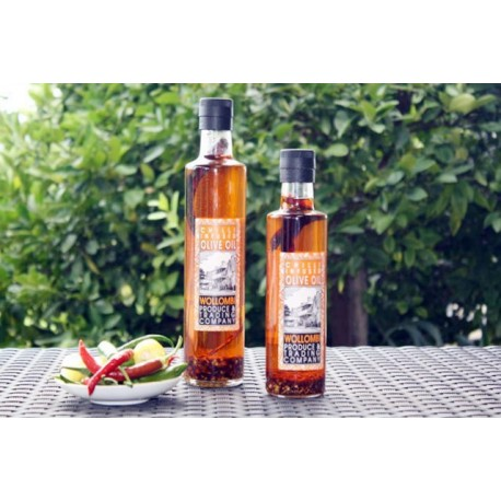 Chilli-infused Olive Oil