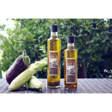 Rosemary, Orange and Fennell-infused Olive Oil