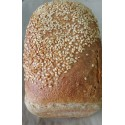Sourdough bread, sesame seed (Wednesday Only)