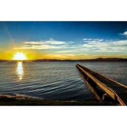 Marmong Point Sunrise - wall art by Stephen Carter