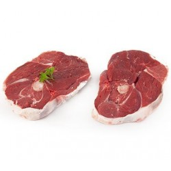 Lamb Leg Chops - 500g (2 pieces)