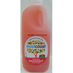 Juice East Coast - Ruby Red Grapefruit 2Lt
