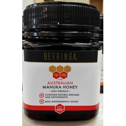 Honey Australian Manuka MGO 400+ (250gram Jar)
