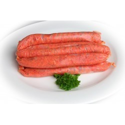 Beef - Thin Butcher Sausages (7-8 pieces, 600g)