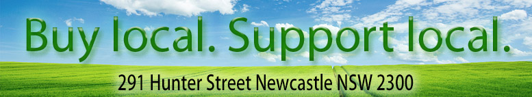 buy local, support local - Local Crop, Newcastle NSW